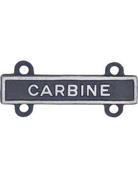 Carbine Qualification Bar