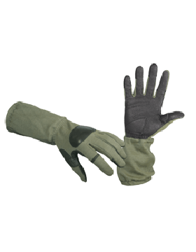 Operator SWAT Tactical Glove with Goat Skin