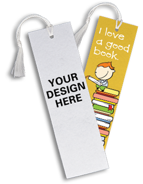 Custom Felt Bookmark, 2inx7in