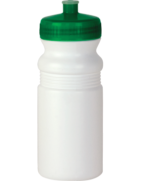 Custom Wide Mouth 20 oz. Bottle with Translucent Lid