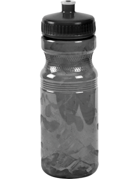 Custom 24 oz. Translucent Sport Bottle