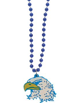 SS-BEAD-MAS-EAG Mascot Beaded Necklace Eagle