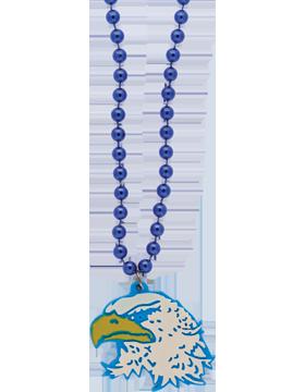 SS-BEAD-MAS-EAG Mascot Beaded Necklace Eagle