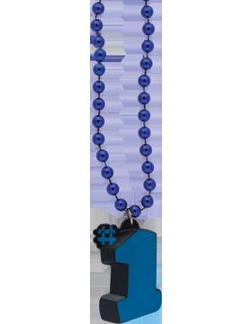 SS-BEAD-NBO #1 Beaded Necklace