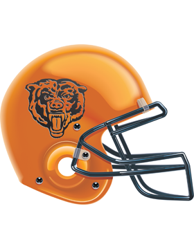 Custom Helmet Decal 5in (15-49)