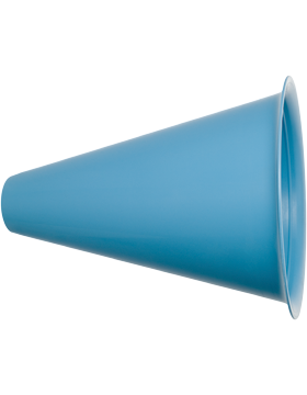 SS-MP101 Custom 8 inch Megaphone with 1 Color/1 Side Imprint