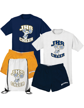 Custom Cheer Team Pack