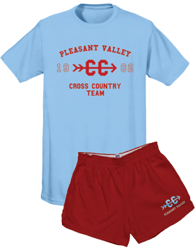 Custom Cross Country Spirit Pack