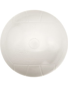 Custom Sports Ball 3.75 inch Plastic Volleyball