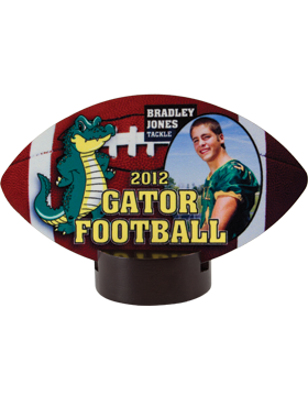 Custom Sublimation Streamline Award Football (1-5)