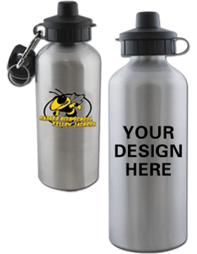 Custom Sublimation Water Bottle Aluminum, 20oz