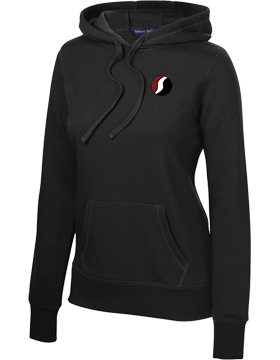 Southside High School Black Ladies Hoodie LST254
