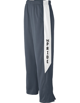 Southside Marching Band Graphite and White Medalist Pant 7755