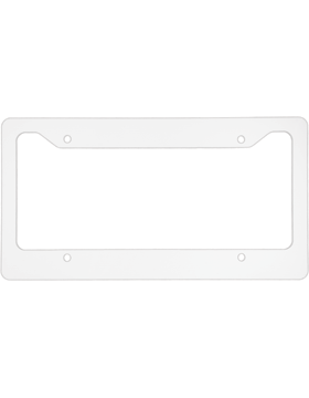 Custom License Plate Frame FPR. 12.25inx6.25in