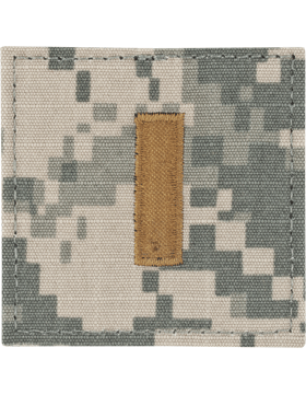 ACU Sew-on Rank (SVR-116) Second Lieutenant