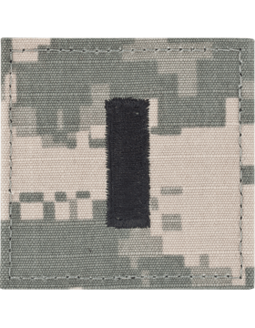 ACU Rank (SV-117) First Lieutenant with Fastener