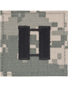 ACU Sew-on Rank (SVR-118) Captain