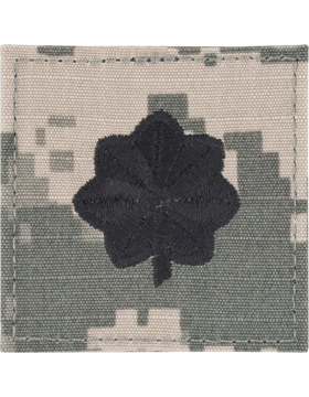 ACU Rank (SV-120) Lieutenant Colonel with Fastener