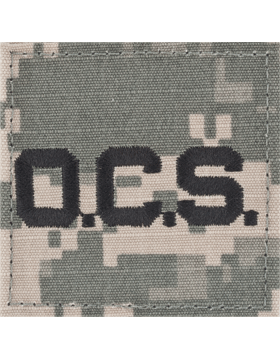 ACU Sew-on Rank (SVR-130)