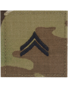 Scorpion Rank (SV-203) Corporal E-4 with Fastener (SV-203)
