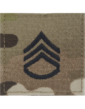 Scorpion Rank (SV-206) Staff Sergeant E-6 with Fastener (SV-206)