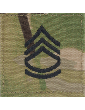 Scorpion Rank (SV-207) Sergeant First Class E-7 with Fastener (SV-207)