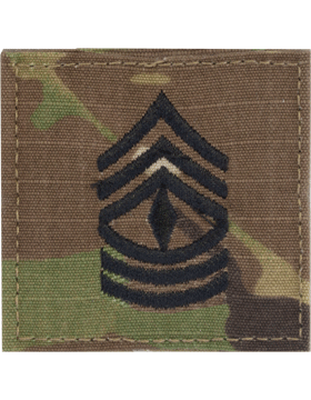 Scorpion Rank (SV-209) First Sergeant E-8 with Fastener (SV-209)