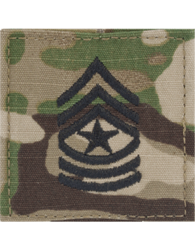 Scorpion Rank (SV-210) Sergeant Major E-9 with Fastener (SV-210)