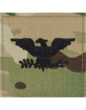 Scorpion Rank (SV-221) Colonel with Fastener (SV-221)