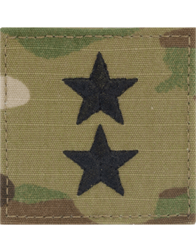 Scorpion Rank (SV-223) Major General with Fastener (SV-223)