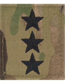 Scorpion Rank (SV-224) Lieutenant General with Fastener (SV-224)
