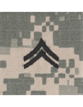 ACU Sew On Cap Rank E-4 Corporal