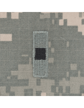 WARRANT OFFICER 1 ACU SEW-ON CAP RANK