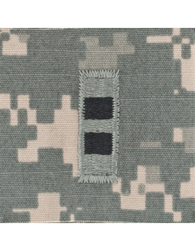 WARRANT OFFICER 2 ACU SEW-ON CAP RANK