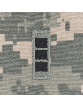 Warrant Officer 3, ACU Sew-on Cap Rank