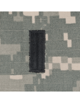 ACU Sew On Cap Rank First Lieutenant