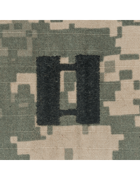 Captain (CPT), ACU Sew-on Cap Rank