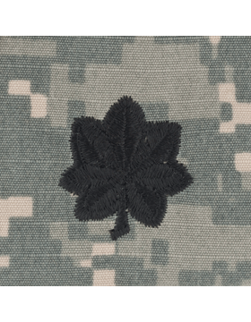 Lieutenant Colonel (LTC), ACU Sew-on Cap Rank