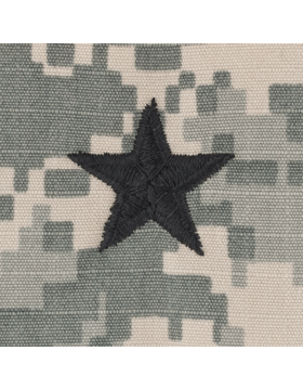 ACU Sew On Cap Rank Brigadier General