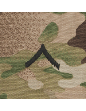 SVR-201, Private (E-2) PVT, Scorpion Sew-On 2x2 Rank