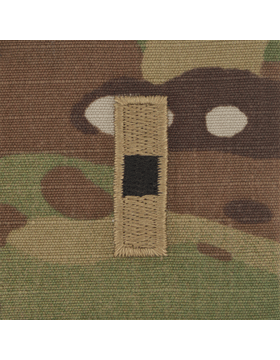 SVR-212, Warrant Officer 1, Scorpion Sew-On 2x2 Rank