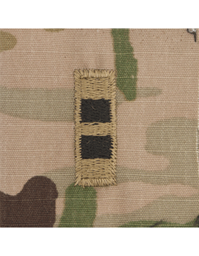 SVR-213, Warrant Officer 2, Scorpion Sew-On 2x2 Rank