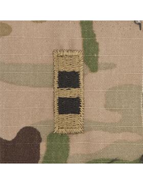 SWV-213, Warrant Officer 2, Scorpion Sew-On Cap Rank