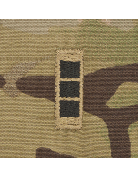 SVR-214, Warrant Officer 3, Scorpion Sew-On 2x2 Rank