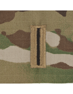SVR-215A, Warrant Officer 5, Scorpion Sew-On 2x2 Rank