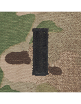 SVR-217, First Lieutenant (1LT), Scorpion Sew-On 2x2 Rank