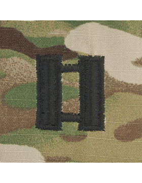 SVR-218, Captain (CPT), Scorpion Sew-On 2x2 Rank