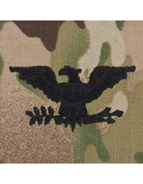 SVR-221, Colonel (COL), Scorpion Sew-On 2x2 Rank
