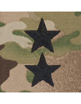 SVR-223, Major General (MG), Scorpion Sew-On 2x2 Rank