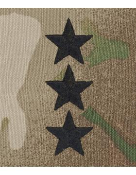 SVR-224, Lt General (LTG), Scorpion Sew-On 2x2 Rank
